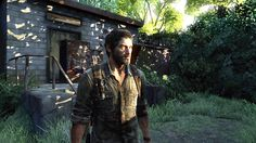 The Last of Us - Joel has seen some shit. His therapist has some work to do.