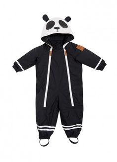 Panda Snowsuit