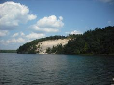 Oscoda, MI: Sand Dunes #michigan #vacation