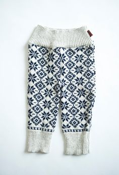 bbada6601218 1218months Cotton Children s Pants Upcycled door PirkkoDesigns Recycled  Sweaters