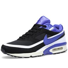 buy popular e8f3b 9de79 Nike Air Classic BW(Source  END) Blue Air Max, Persian Blue,
