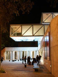 Museo Provincial de Bellas Artes Emilio Caraffa,Cortesia de GGMPU Arquitectos Architecture, Emilio, Outdoor Decor, Inspiration, Inspired, Fine Art, Museums, Architects, Fotografia