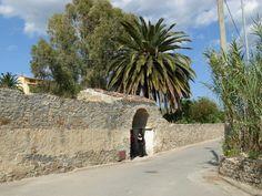 vecchia casa campidanese, Suelli