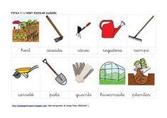 fitxes infantils de l'hort - Cerca amb Google