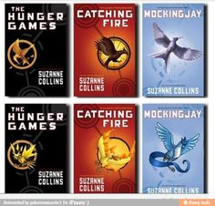 "Hunger Games books - But I can't say ""May the odds..."" without thinking ""May the Oods..."" #Doctorwhoproblems"