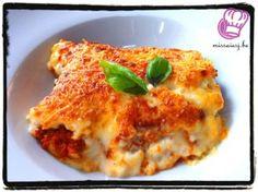 Ingezonden recept: Cannelloni met gehakt & spek » Lekker Tafelen