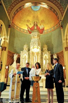 San Francisco Bay Area's Saints Peter and Paul's Church ~ Baptism Photography   Enluce San Francisco Bay Area Napa Sonoma Wine Country Wedding Photographer