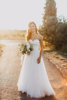 Bride In Wtoo by Watters Destination Wedding At French Chateau | Photography by Phan Tien | http://www.rockmywedding.co.uk/marcella-sorene/