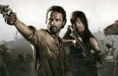 The Walking Dead is not your typical zombie show. You dont watch the Walking Dead... you LIVE the Walking Dead.