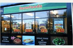 Farmfoods is to open distribution centre at Bristol , News gallery of Promotional Products, Frozen food retailer Farmfoods, distribution cen...