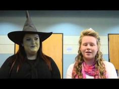 """Hoopla is a great resource for patrons who love to stream or download songs/movies/audiobooks and more! But many people ask, what do library staff listen to? Check out this great lip sync of the song """"For Good"""" from the """"Wicked"""" soundtrack from staff at the Sulphur Regional Library!"""