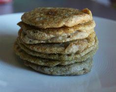 Tortitas de Trigo sarraceno Cocina Natural, Crepe Cake, Mille Crepe, Food N, Crepes, Grain Free, Pancakes, Paleo, Healthy Eating