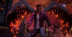 Go behind the scenes with the latest Saints Row Gat Out Of Hell video
