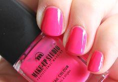 Make-up Studio Nagellak Nail Colour 'Peony Pleasure' uit de Power Flower Collectie