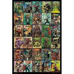 DC Comics Forever Evil Compilation Poster Print (24 x 36) http://geek.ragebear.com/zi3gb