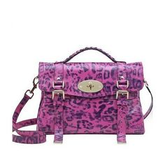 Recommended Mulberry Alexa Peony Pink Shiny Peony Leopard For: Mulberry Alexa, Mulberry Bag, Leopard Bag, Types Of Bag, Alexa Chung, Wild Hearts, Online Bags, Bag Sale, Fashion Bags