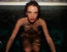 Amanda at the sauna - Nan Goldin