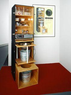 Andrea Zittel Body Processing Unit
