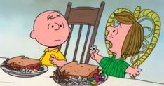 What The Charlie Brown Thanksgiving Dinner Can Teach Us All About Truly Giving Thanks