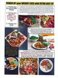 Extra easy sp info :) my slimming world, slimming world survival, slimming world Sp Days Slimming World, Slimming World Healthy Extras, Slimming World Survival, Slimming World Recipes, Healthy Foods To Eat, Easy Healthy Recipes, Diet Recipes, Healthy Eating, Recipies