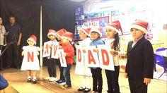 Acróstico de Navidad- Principientes de la Iglesia Infantil