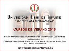 Programación - Universidad Libre de Infantes - Cursos de Verano 2016