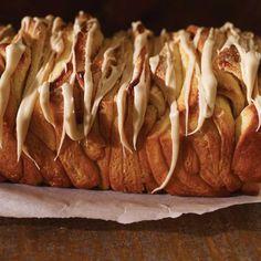 Pain à l'érable à partager (pull-apart bread à l'érable) | Ricardo