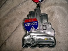 Detroit Marathon and Half Marathon