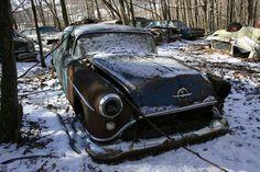 super secret junkyard photos