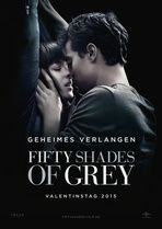 Fifty Shades of Grey - Filmplakat