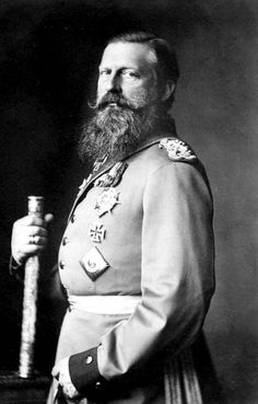 Emperor Friedrich III of Germany