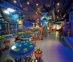Undersea World Indoor Playground System   Cheer Amusement CH-TD20150112-3