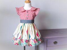 """Violette Field Threads """"Josephine"""" Pattern Flip Tutorial  """