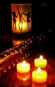 L2M1AS1 - Part C - D - Golden Triangle - focal point on the flute. Tried to make it a bit personal as I play flute and I created the artwork on the large candle however, I'm not sure if I've done so correctly - Taken tripod canon 6D f/5, 1sec, ISO100, 56mm. All feedback welcomed, thanks.