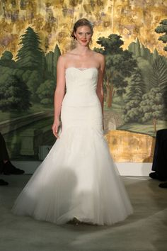 The Anne Barge Collection of Bridal Gowns - SPRING 2014 COLLECTION - Anne Barge