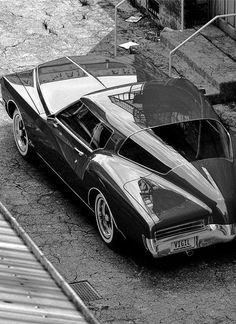 "gentlecar:  Buick Riviera ""Boat-tail"""