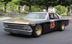 66 Mercury NASCAR tribute
