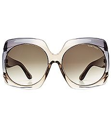 d304d749a4a8 Oversized Sunglasses from TOM FORD Tom Ford Glasses