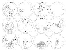 Emma Thorpe Illustration: Group Project thaumatrope