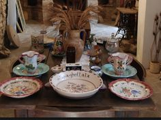 Mercatino Vintage Circo delle Pulci - Vintage and art craft exhibit and sale, July 18, 2015, 9 a.m.-7 p.m. in Vicenza, Piazzale de Gasperi.