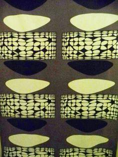 Fashion and Textile Museum: Artist Textiles - Victor Vasarely for Edinburgh Weavers, 1962 Textile Patterns, Textiles, Textile Museum, Victor Vasarely, Mid Century Modern Design, Textile Artists, Clean Design, Edinburgh, Mid-century Modern