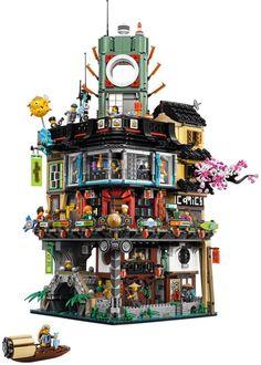 LEGO Ninjago 70620 NINJAGO City set revealed [News]   The Brothers Brick   The Brothers Brick