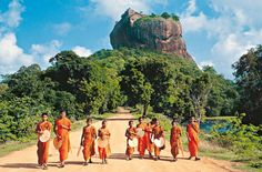 Sri Lanka. My dad and grandparents went when they were younger, and it seems beautiful to me