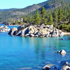 The ultimate guide to exploring  Lake Tahoe