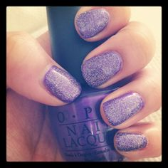 Purple with a purpose -OPI