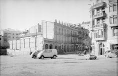 L'edifici de la Vinícola, entre les avingudes Blondel i Catalunya. Foto: Arxiu Borràs-UdL.