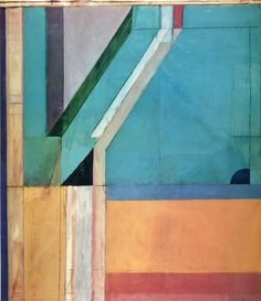 Ocean Park No. 40 - Richard Diebenkorn