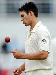 mitchell-johnson cricketer - Google Search