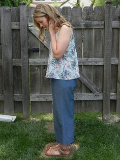 Ogden Cami and Emerson Pants by Teri Gerber Dodds | Project | Sewing / Shirts, Tanks, & Tops | Pants & Shorts | Kollabora