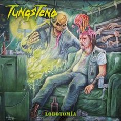 Tungsteno – Lobotomia (2017)